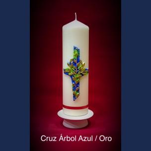 Cruz_arbol_azul/oro