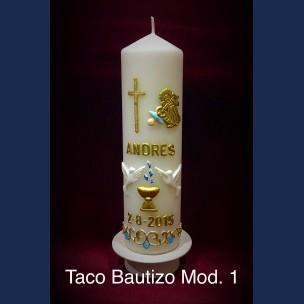Taco Bautizo 1