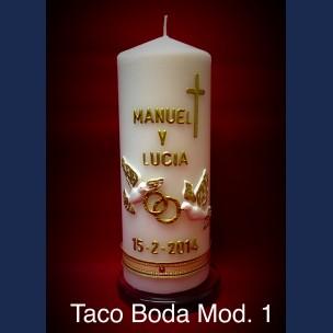 Taco Boda 1