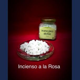 Incienso a la Rosa