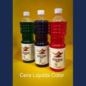 Cera Líquida Color