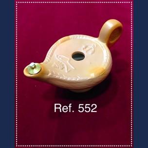 Lámpara aceite ref.552