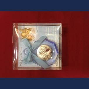 Medalla Cuna Azul.