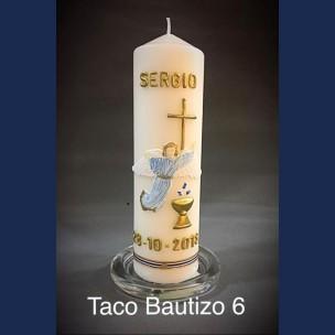 Taco Bautizo 6.