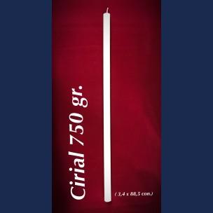 CIRIAL DE 750 GR.