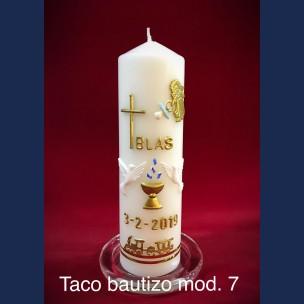 Taco Bautizo 7.