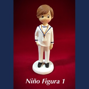 Figura Comunion Niño Mod 1