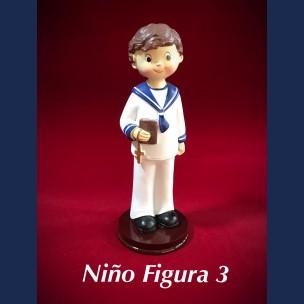 Figura Comunion Niño Mod 3