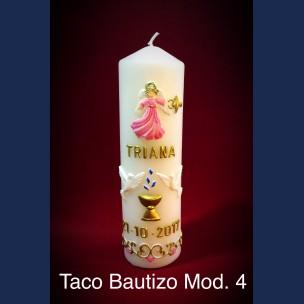 Taco Bautizo 4.
