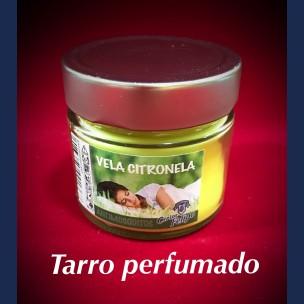 Tarro Perfumado Citronela