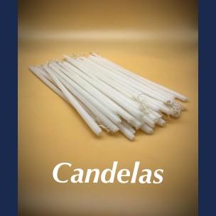 CANDELAS BLANCAS